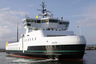 World's largest all-electric ferry completes its maiden trip