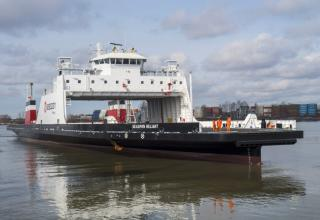 Seaspan Ferries Corporation Announces Arrival of Second New LNG Fuelled Vessel