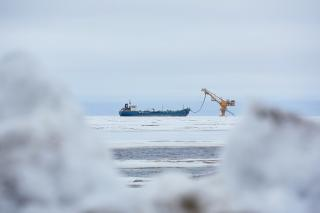 Russia Ships First cargo of Yamal oil from Arctic Gate offshore terminal