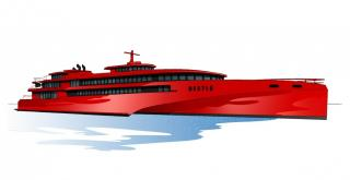 Austal awarded A$68M contract for 83-metre trimaran by JR Kyushu Jet Ferry of Japan