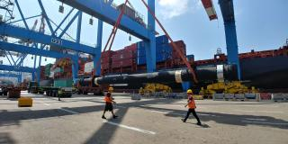 ZIM delivers oversized special cargo for Geothermal Power Plant for Ormat Technologies