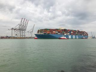 New Far East Services Begin Calling At DP World's UK Terminals