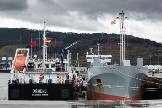 Port of Bilbao Conducts First Ship-to-Ship LNG Bunkering