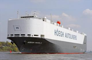 Optimarin wins order for 10 further BWT systems from Höegh Autoliners