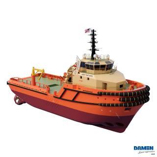 Damen to supply ASD Tug 5016 design to Edison Chouest Offshore