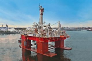 Sembcorp Marine delivers Q7000 well intervention semi-submersible rig to Helix