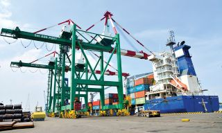 Saigon port - Steady steps toward the future of Open World