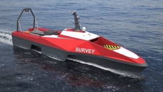 BMT launches the next generation hull-form – the 'Pentamaran'