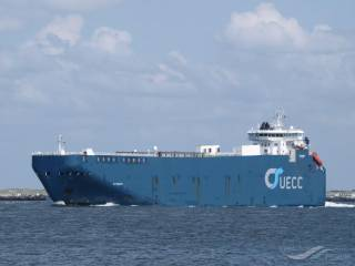 BMW Group joins UECC and GoodShipping in further biofuel trials, continuing decarbonisation of sea transport for car carriers