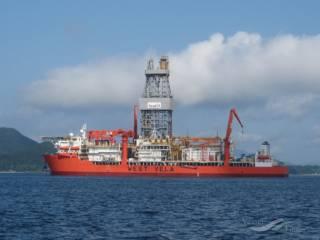 Seadrill scores extension for West Vela drillship from BP