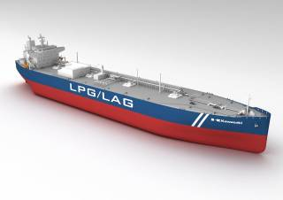 K Line Agrees Time Charter of LPG Fueled VLGC for LPG/Ammonia transport with GYXIS Corporation