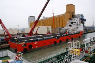 S.D. Standard Drilling Plc - Northern Supply AS sale of vessels