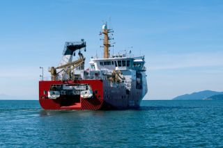 Seaspan Shipyards Delivers Its Second State-of-the-Art Offshore Fisheries Science Vessel to the Canadian Coast Guard