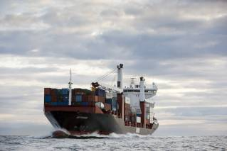 Eimskip makes adjustments to its container sailing system