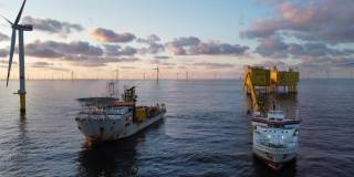 Jan De Nul successfully executes cable repair work for TenneT in the German Bight