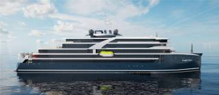 MHI-MME Receives Retractable Fin Stabilizer Orders for Two Luxury Expedition Vessels Being Built by Helsinki Shipyard