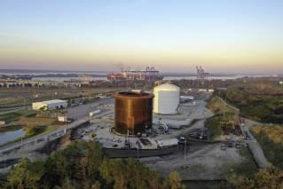 Sea-LNG member JAX LNG tripling liquefaction, doubling storage capacity