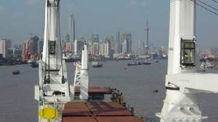 MacGregor receives USD 11 million crane order for general cargo ships