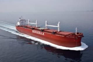 Berge Tateyama Joins Berge Bulk Fleet