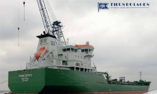 Thun Tankers: Fourth L-Class Delivered In China