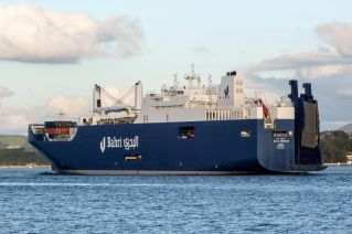 Bahri Extends Liner Shipping Network To South India With MV Bahri Jeddah's Maiden Calls At Ennore And Chennai Ports