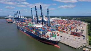 South Carolina Ports sees strong October volumes, ongoing recovery