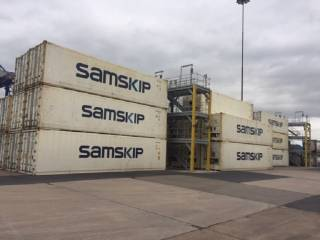ABP Increases Capacity to Store Refrigerated Containers at the Port of Hull