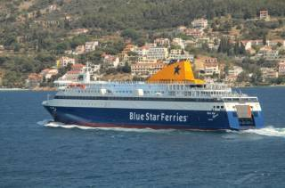 Attica Group starts new Cyclades and North Aegean service from Thessaloniki