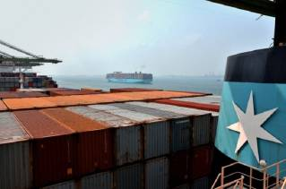 Maersk injects new Asia-US East Coast string to bolster Transpacific supply chains