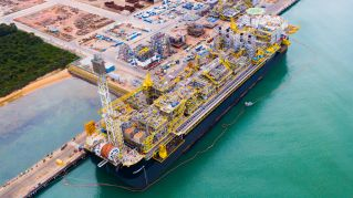 Shell Brasil and partners announce the start of oil and natural gas production at the P-68 FPSO located offshore Brazil
