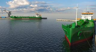 Thun Tankers orders a second NaabsaMAX product tanker – Enters into a long-term agreement with Geos Group Ltd.