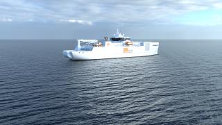 Azipod® propulsion marks 300th vessel milestone with eco-friendly Orange Marine cable ship contract