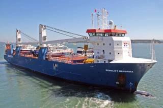 Dutch cargo ship EEMSLIFT HENDRIKA in danger of capsizing in Norwegian Sea; Crew partially evacuated