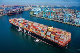 Port of Los Angeles struggles with surge of unscheduled ships