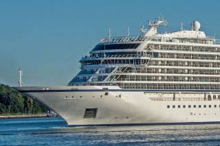 Cruise shipping suspended in Kiel until end of April