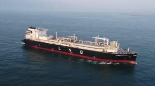 Hudong-Zhonghua Delivers LNG FSRU to Dynagas