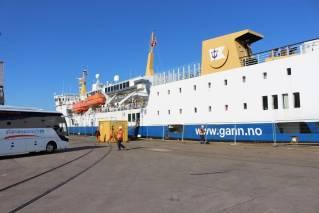 Port of Sunderland dips toe into cruise ship market