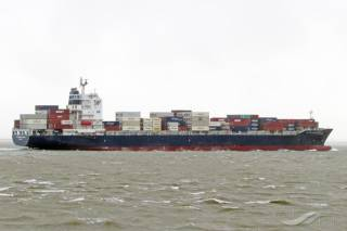 Hapag-Lloyd containership Montpellier detained in Durban after crew tests positive for Covid-19
