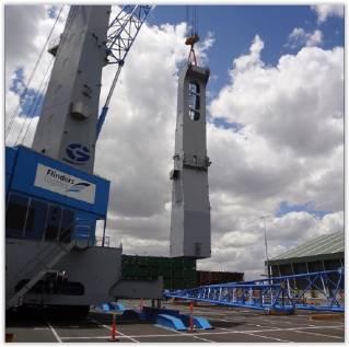 Konecranes to deliver third mobile harbor crane to South Australia