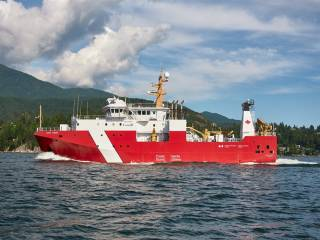 Wärtsilä delivers low-noise propulsion solutions for Canadian Coast Guard research vessels