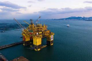 World's First 100,000-ton Deepwater Semi-Submersible Production and Storage Platform Built to ABS Class