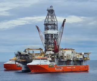Solstad Offshore announces contract award for works in Australia