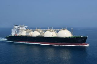 Delivery of LNG Transport Vessel MARVEL PELICAN