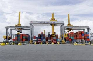 DP World Antwerp Gateway orders fleet of Automated Stacking Cranes from Konecranes