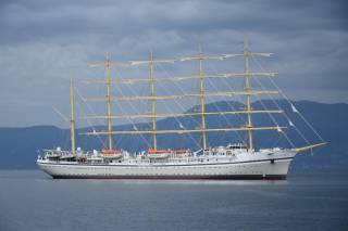 The largest clipper in the world built in Brodosplit (Video)