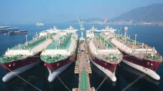WE Tech was awarded the contract for delivering energy efficiency solutions to eight Shell LNG Carriers