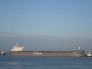 Bulk Carrier Patricia Oldendorff has Covid-19 Virus Cases Aboard