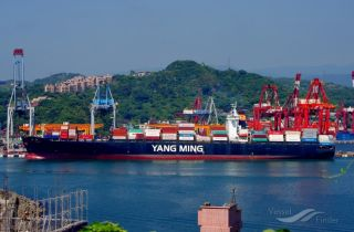 Yang Ming to Launch Indonesia - Singapore/Malaysia - Thailand Service