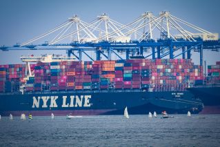 South Carolina Ports Authority sees strong cargo growth in September