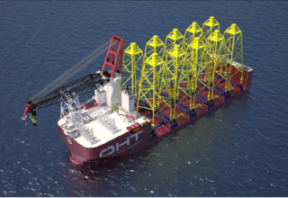 OHT Contracts MacGregor for Alfa Lift Mission-Critical System